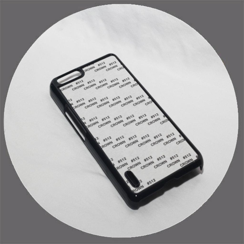 Huawei: Чехол для Huawei 6 Plus Черный пластиковый в NeoPlastic