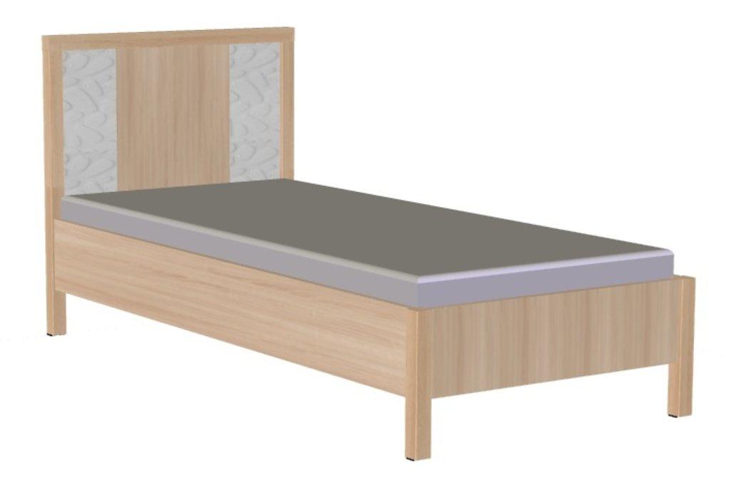 Кровати: Кровать WYSPAA 25 (900, орт. осн. металл) в Стильная мебель