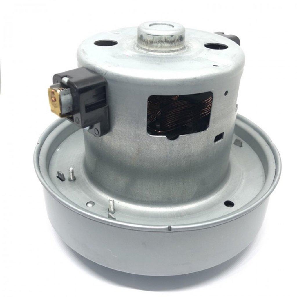 Запчасти для пылесосов: Мотор (двигатель) пылесоса Samsung VCM-06S, 1600W,  H=118, h35mm, Ф135, (VAC043UN) в АНС ПРОЕКТ, ООО, Сервисный центр