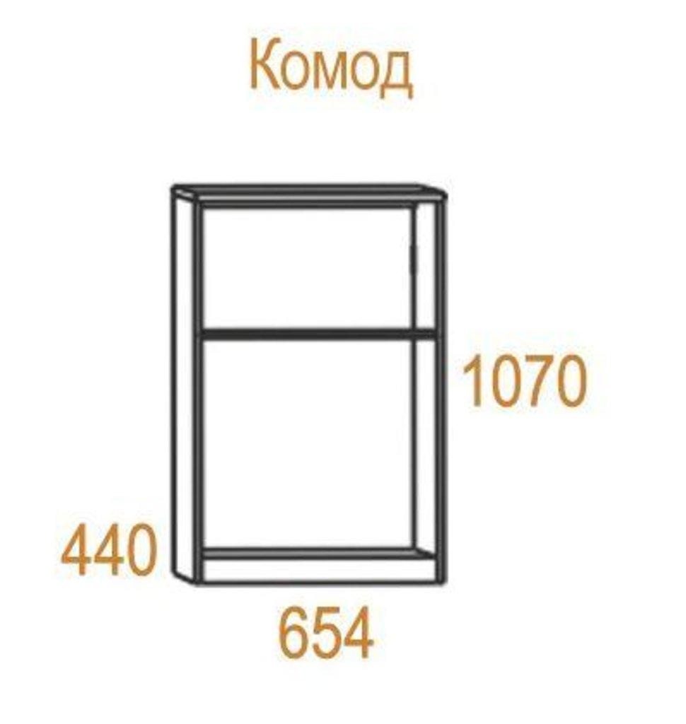 Комоды для дома: Комод Николь в Стильная мебель