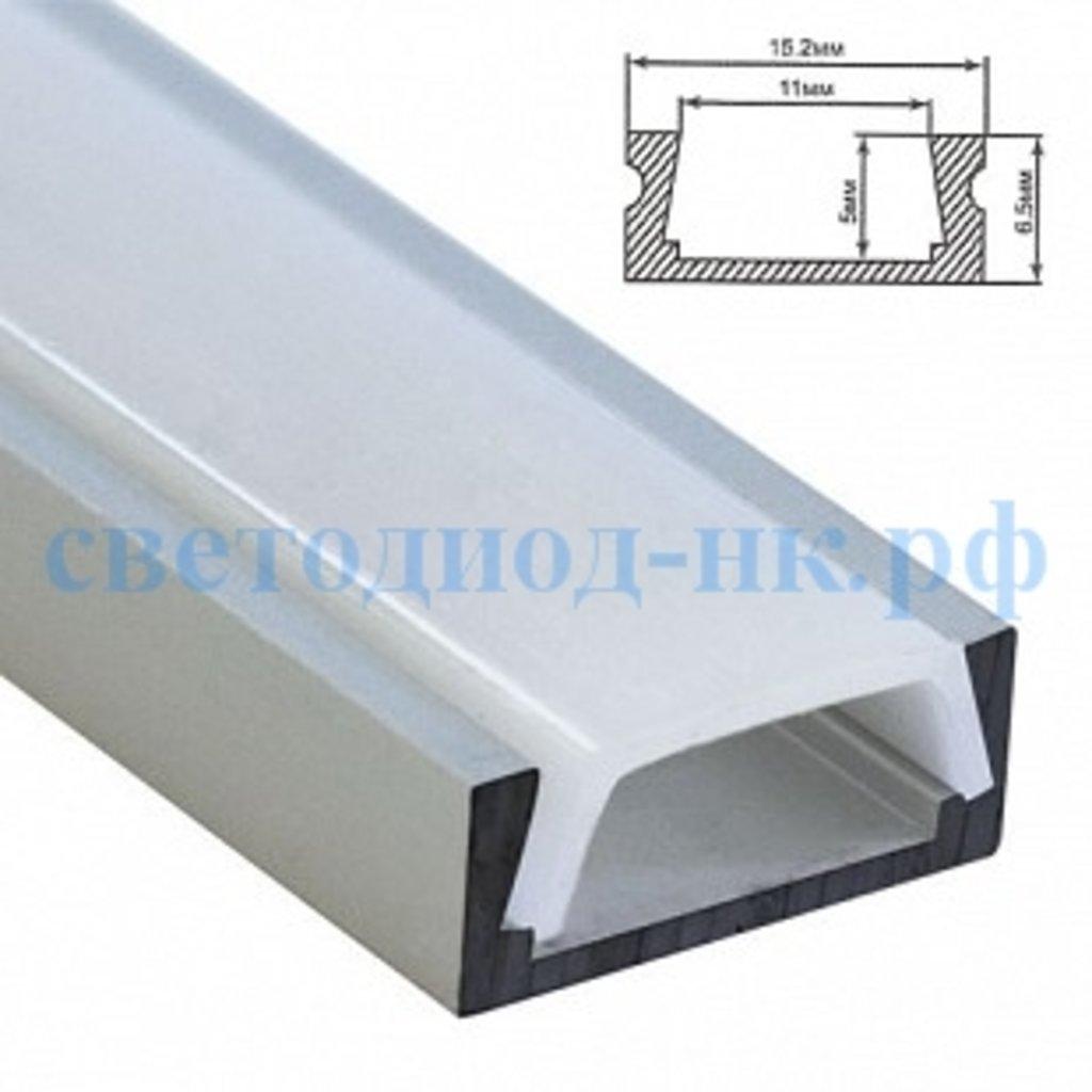 Алюминиевый профиль: Профиль для светодиодной ленты CAB262 в СВЕТОВОД