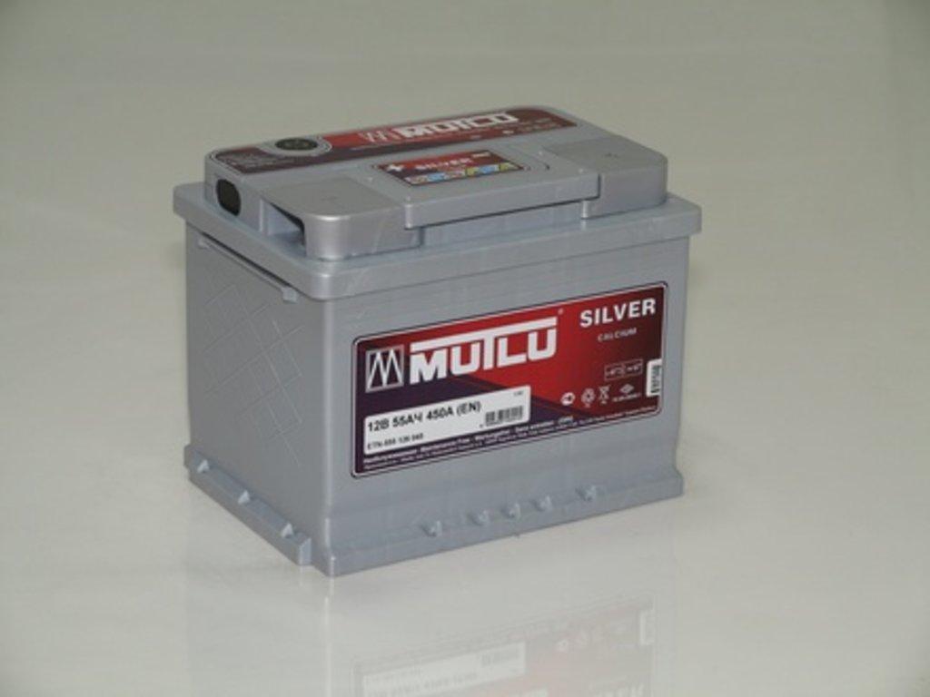 Аккумуляторы автомобильные: MUTLU SILVER 55 А/Ч L в Мир аккумуляторов