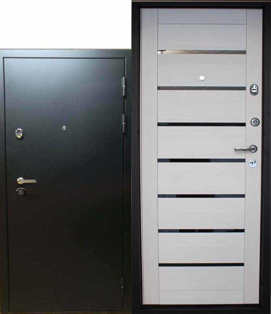 Двери Титан: Дверь Титан T2 Лиственница Царга в Модуль Плюс
