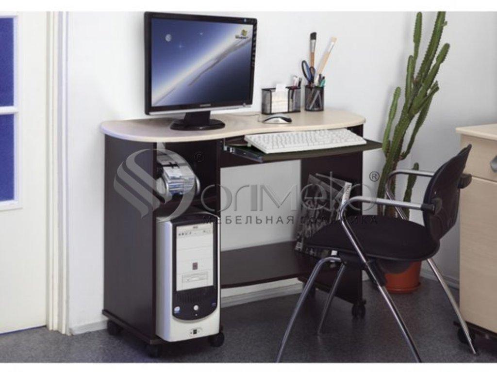 Компьютерные столы: Компьютерный стол Костер - 3 в Стильная мебель