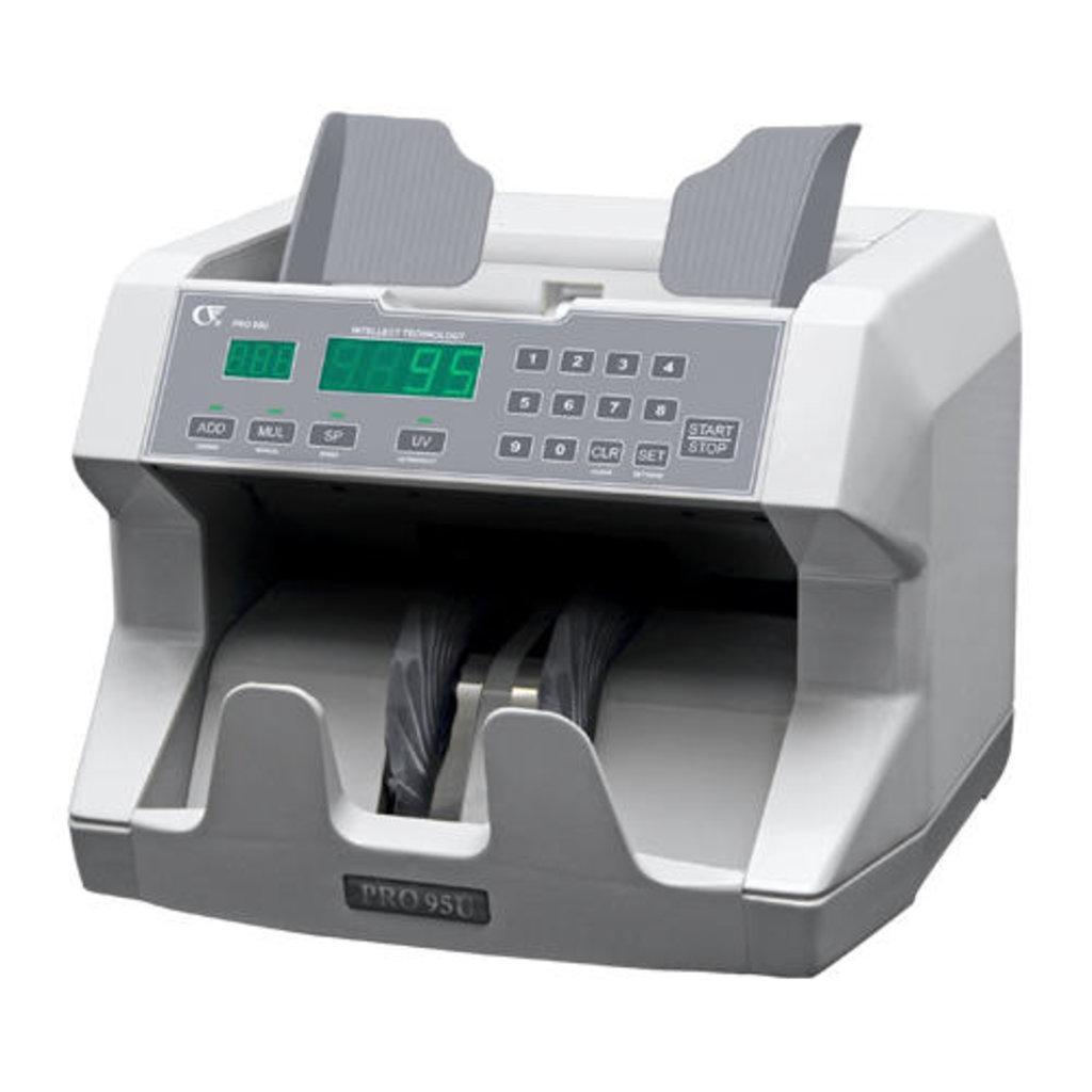 Счетчики банкнот: Счетчики банкнот серии PRO 95 в Рост-Касс