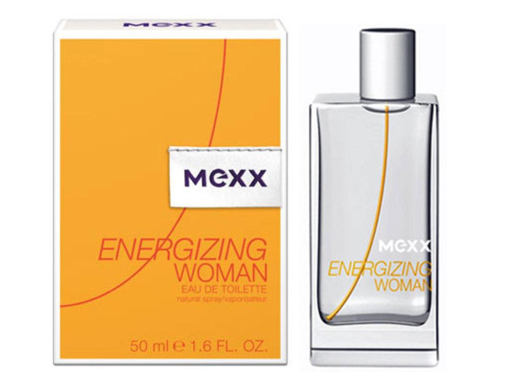 Mexx: Mexx Energizing Woman Туалетная вода 15   30   50ml в Элит-парфюм