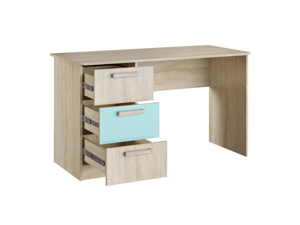 Письменные столы: Стол письменный НМ 011.47-01 М1 Акварель в Стильная мебель