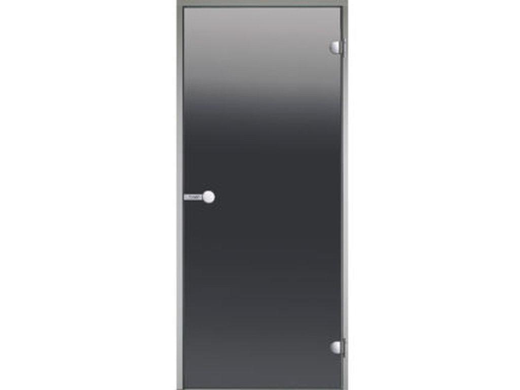 Комплектующие для саун: Дверь для турецкой бани НARVIA 70 х 190 матовая в Пять звезд, ООО