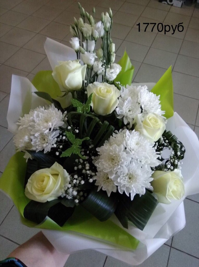 Букеты: Букет в Николь, магазины цветов