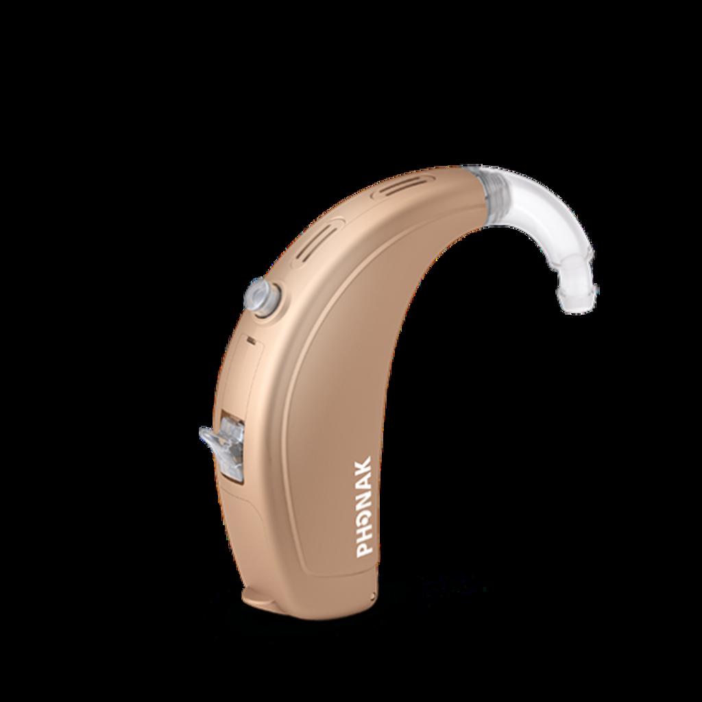 Цифровые слуховые аппараты: Цифровой программируемый слуховой аппарат Phonak Baseo Q5-M в Мир слуха