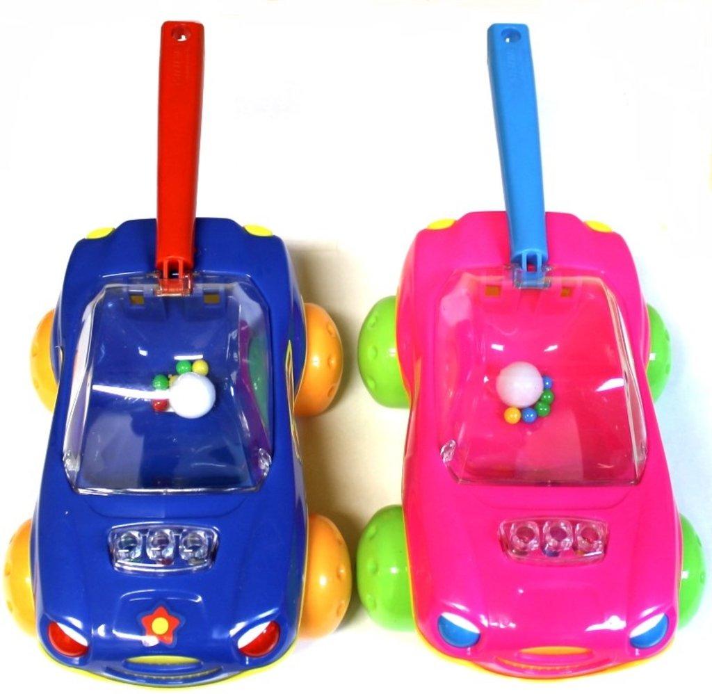 """Игрушки для малышей: Каталка """"Машинка"""" /Стеллар/ в Игрушки Сити"""