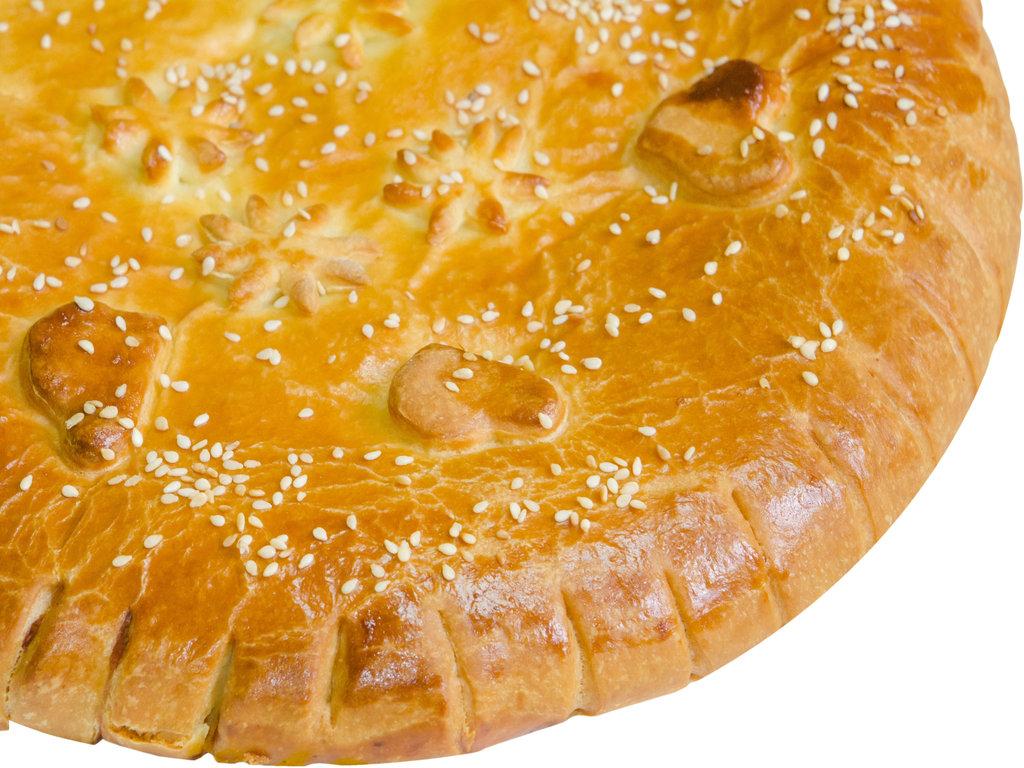 """Пироги сытные: C фаршем и капустой в Пекарня """"Ваниль"""""""