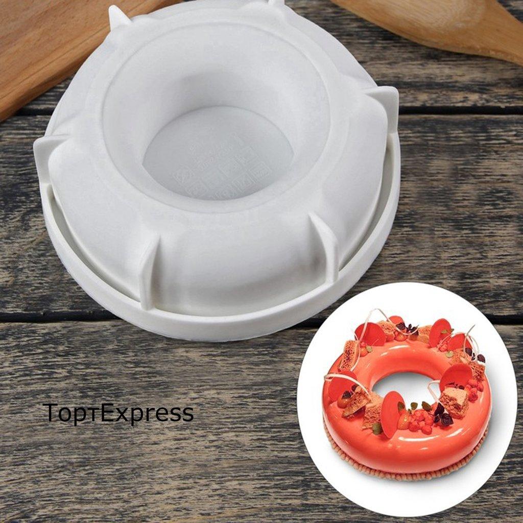 3d формы: Форма для выпечки и муссовых десертов в ТортExpress