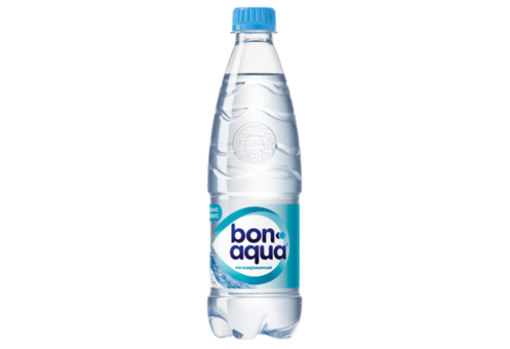 Напитки: BonAqua без газа в Хлебоман