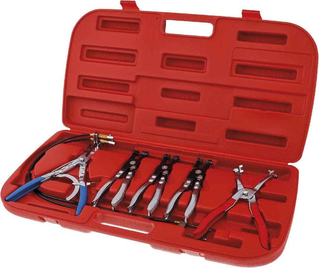 Инструмент для ремонта и диагностики системы охлаждения двигателя автомобилей: KA-7521K набор зажимов снятия/установки шлангов в Арсенал, магазин, ИП Соколов В.Л.