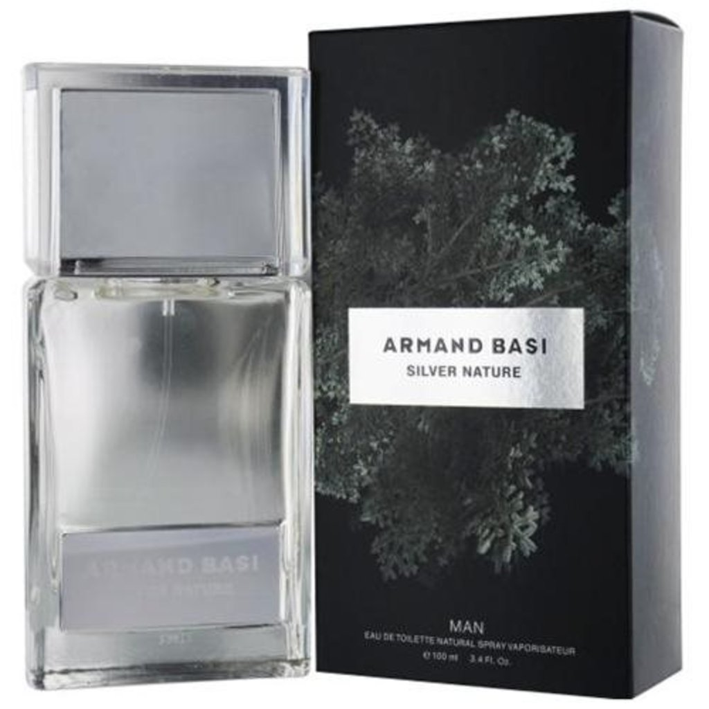Armand Basi: Armand Basi Silver Nature edt 50 ml в Элит-парфюм
