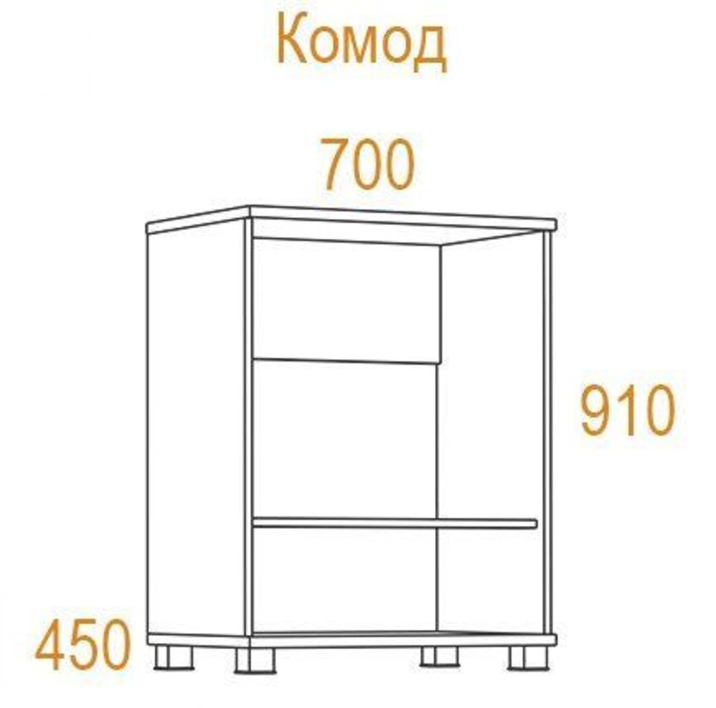 Комоды для дома: Комод Инфинити в Стильная мебель
