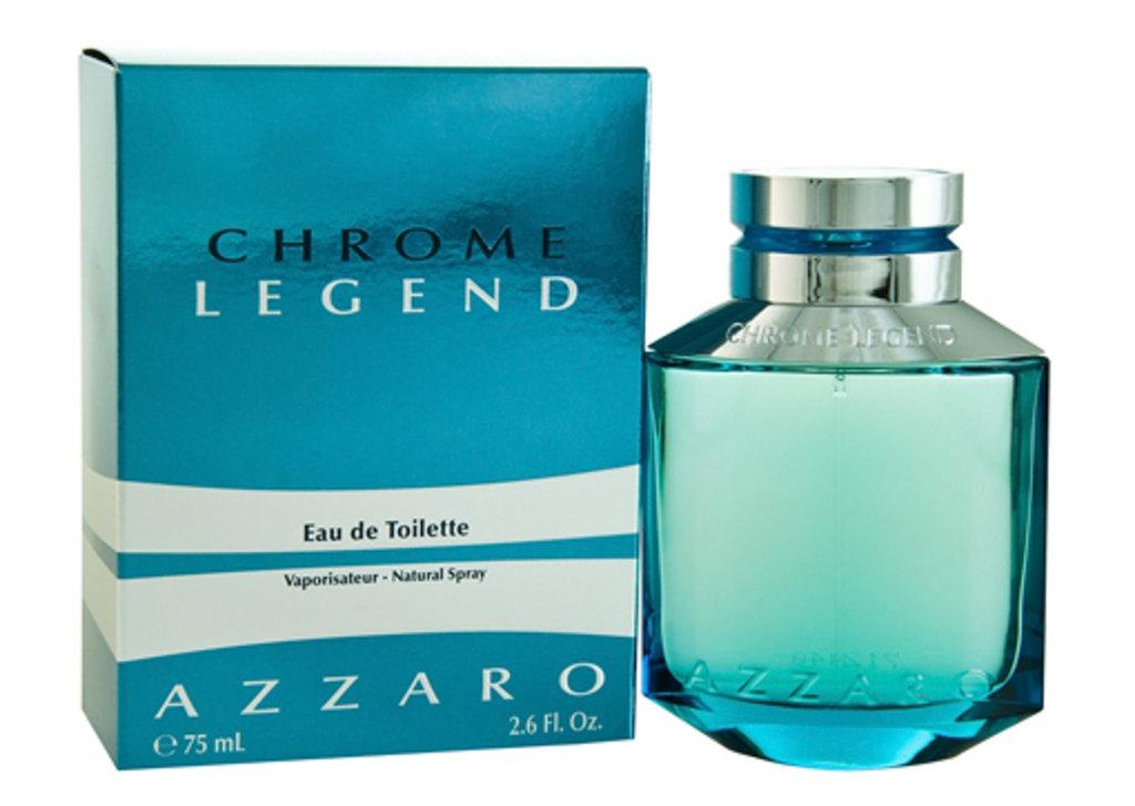 Azzaro: Azzaro Chrome Legend Туалетная вода edt м 75 ml в Элит-парфюм
