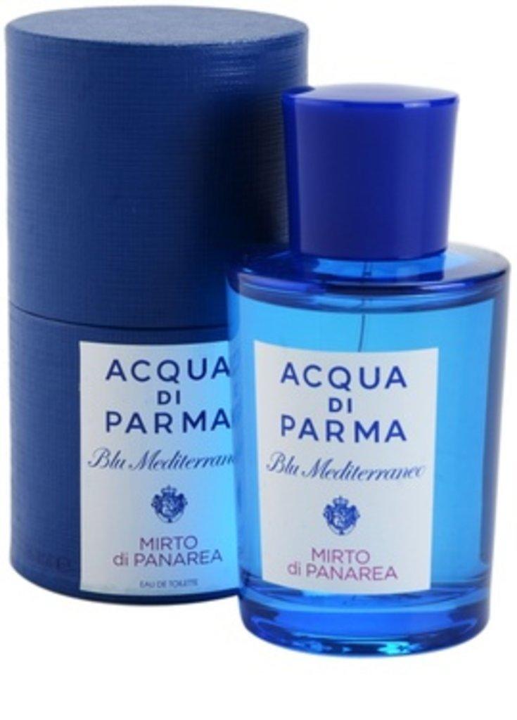 Новинки: Acqua Di Parma Blu Mediterraneo Mirto Di Panarea (Аква Ди Парма Блю Медитерранео Мирто Ди Панареа) edp 75ml в Мой флакон