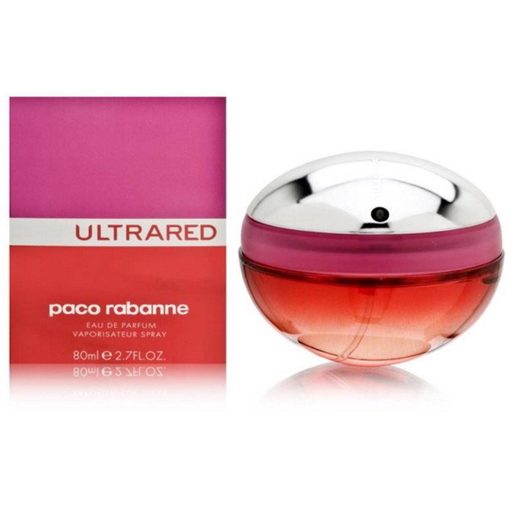 Paco Rabanne: PR ULTRARED Парфюмерная вода edp ж 50 ml в Элит-парфюм