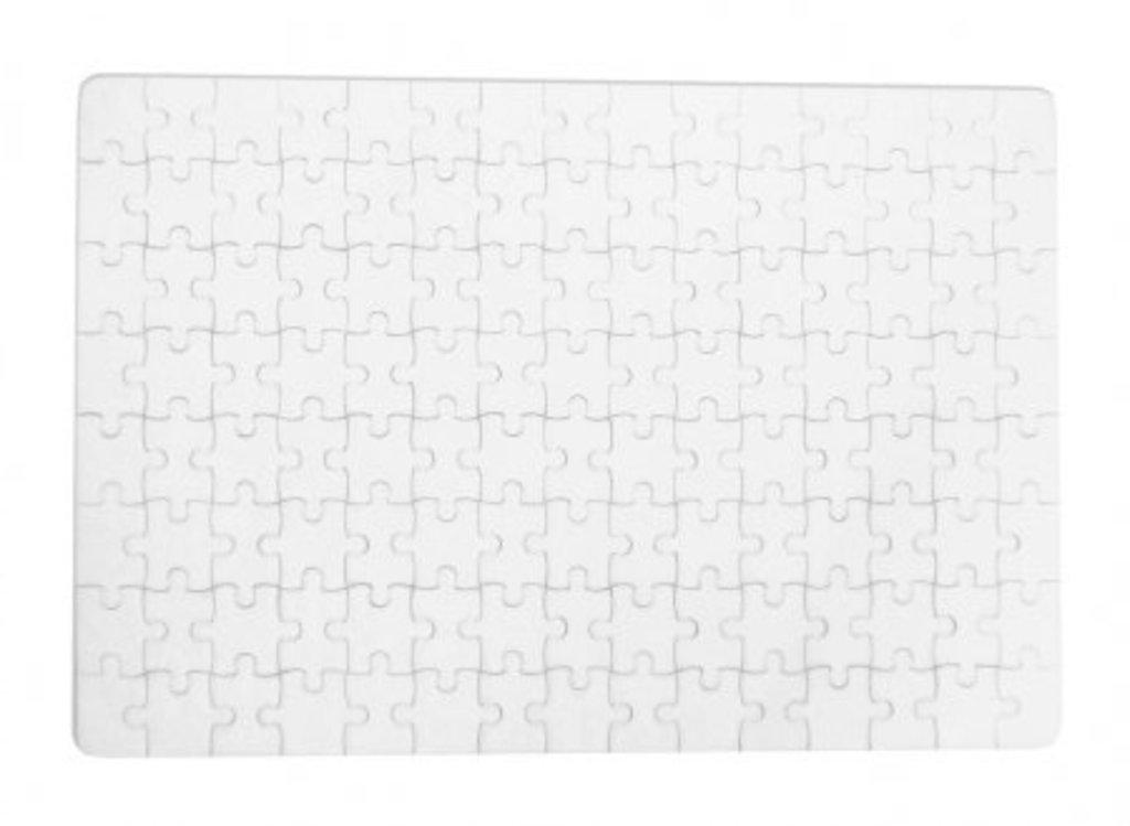 Пазлы: Пазл картонный А5 в NeoPlastic
