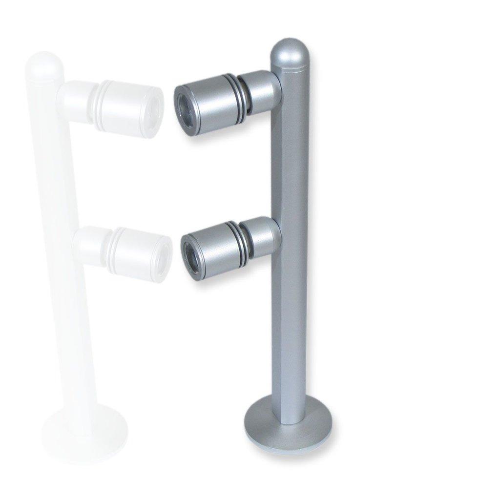 Светодиодные светильники: Cветильник для подсветки витрин в ВДМ, Все для мебели, ИП Жаров В. Б.