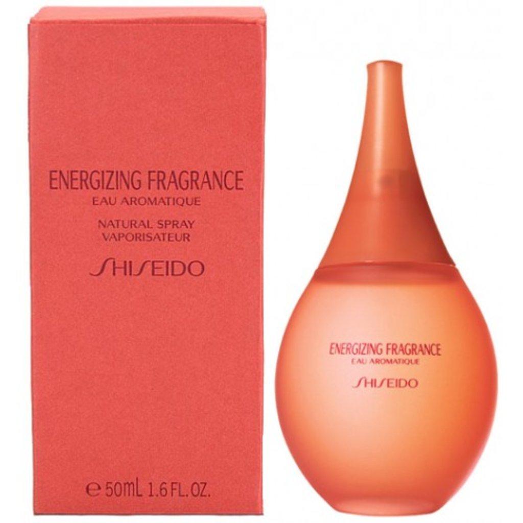 Для женщин: Shiseido Energizing Парфюмерная вода edp ж 100 ml в Элит-парфюм