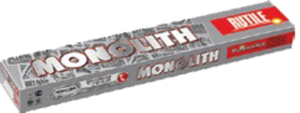 Сварочные электроды: Электроды ТМУ-21У ТМ Monolith в ОБиС, ООО