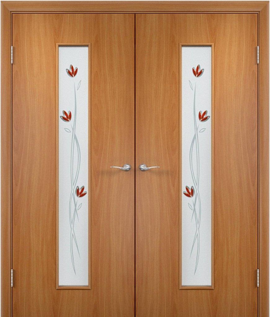 Двери Верда: Дверь межкомнатная С-17 тюльпан в Салон дверей Доминго Ноябрьск