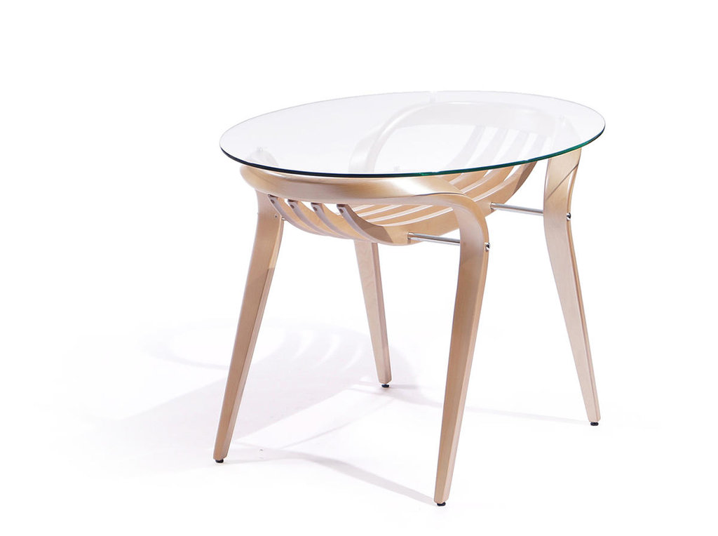 Столы обеденные: Обеденный стол Априори 61т в Актуальный дизайн