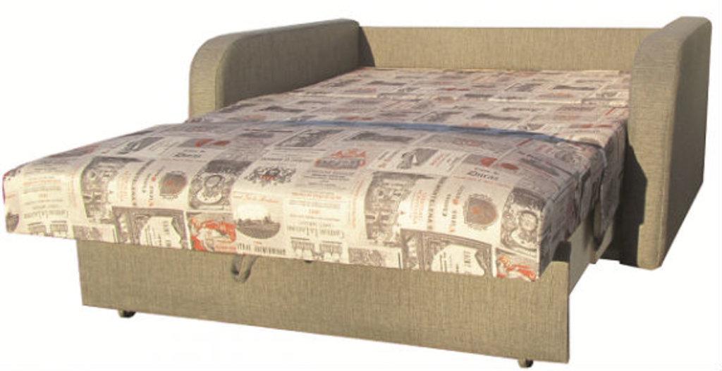 Выкатные диваны и гостевой вариант: Леон в НАША МЕБЕЛЬ, мебельная фабрика, ИП Бунтилов С.Н.