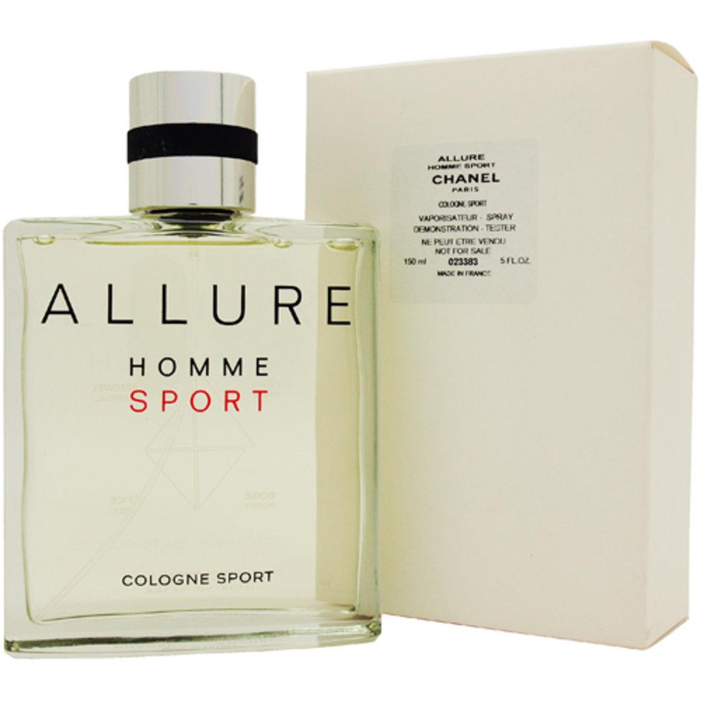 Мужская туалетная вода Chanel: Chanel Allure Sport edt м 100 ml тестер в Элит-парфюм