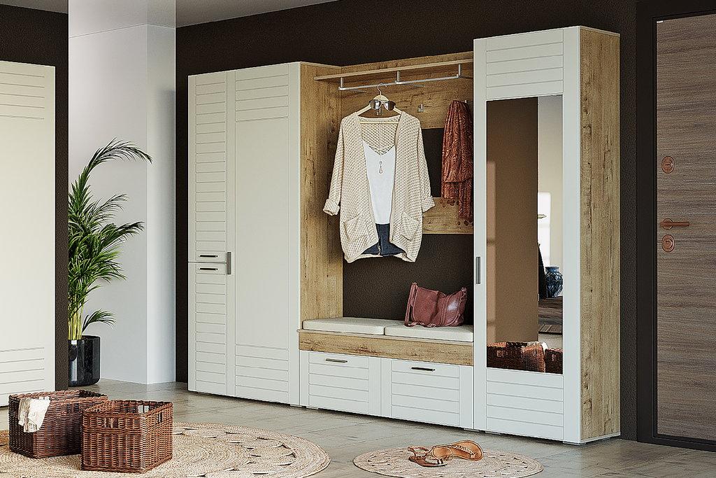 Мебель для прихожих, общее: Вешалка LIVORNO НМ 013.20-01 в Стильная мебель