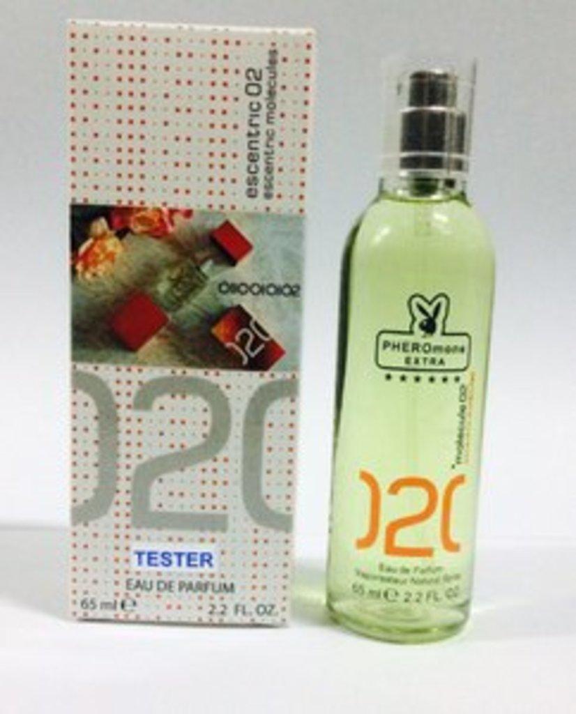 """Escentric Molecules (Эксцентрик Молекул): Мини-парфюм с феромонами """"Escentric Molecules"""" Escentric 02 eau de parfum унисекс (65мл) в Мой флакон"""