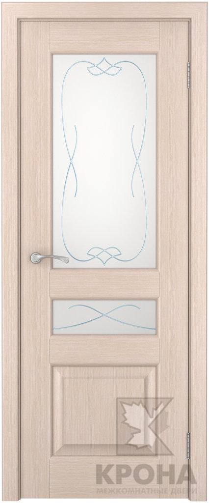 Двери Крона от 3 650 руб.: Фабрика Крона. Серия ПОРТО. Модель ПОРТО-6 в Двери в Тюмени, межкомнатные двери, входные двери