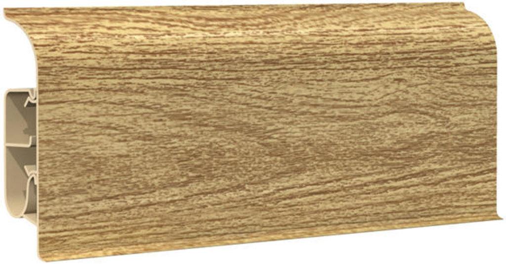 Плинтуса напольные: Плинтус напольный 85  8511 дуб античный в Мир Потолков