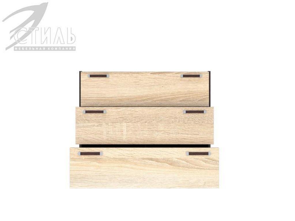 Мебель для спальни Венеция-1: Комод 3 ящика Венеция-1 в Диван Плюс