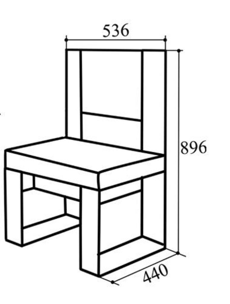 Кухонные скамьи: Скамья СК-80м в Уютный дом