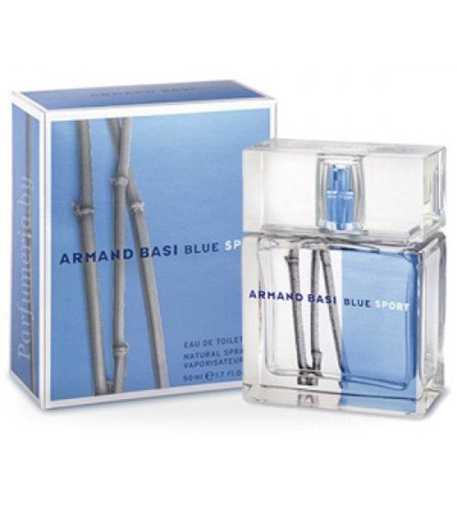 Armand Basi: Armand Basi In Blue Sport edt 50 ml | 100 ml в Элит-парфюм