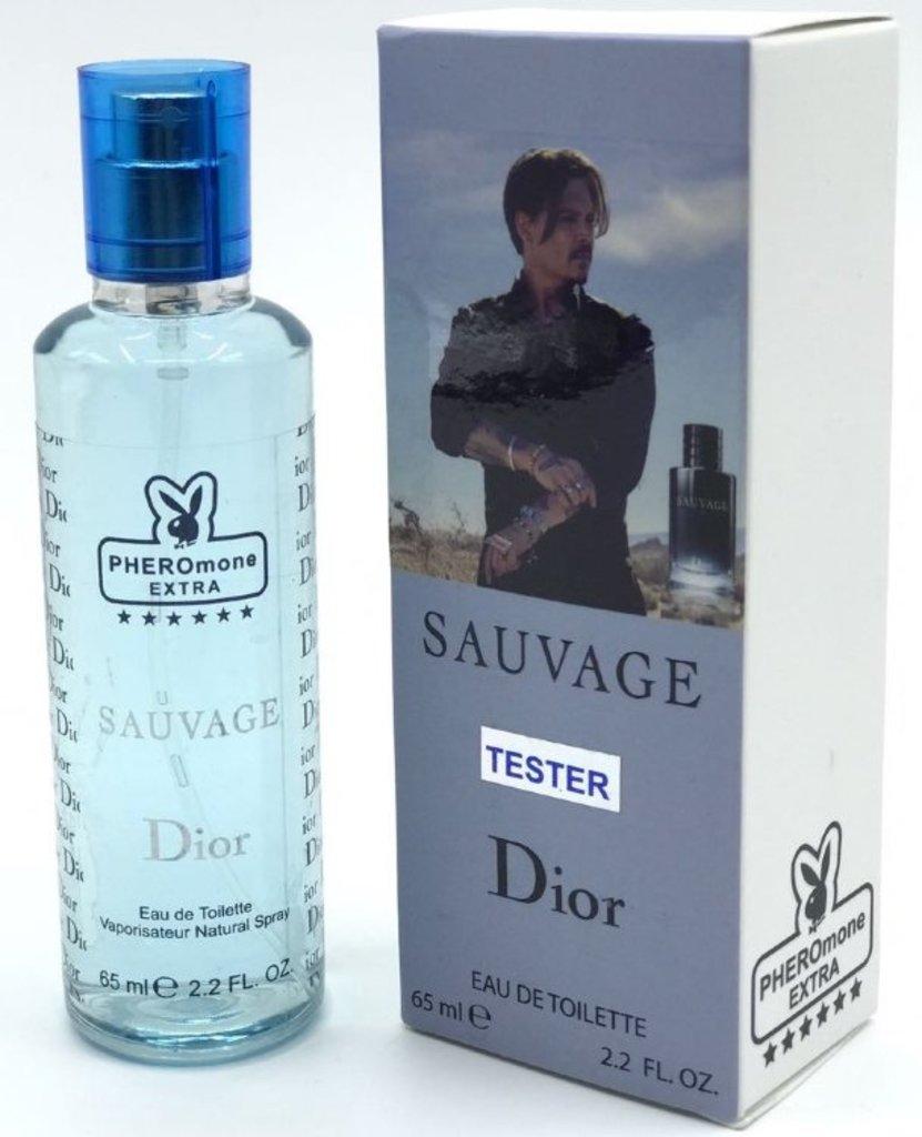 Christian Dior  (Кристиан Диор): Мини парфюм Christian Dior Sauvage 65 мл в Мой флакон