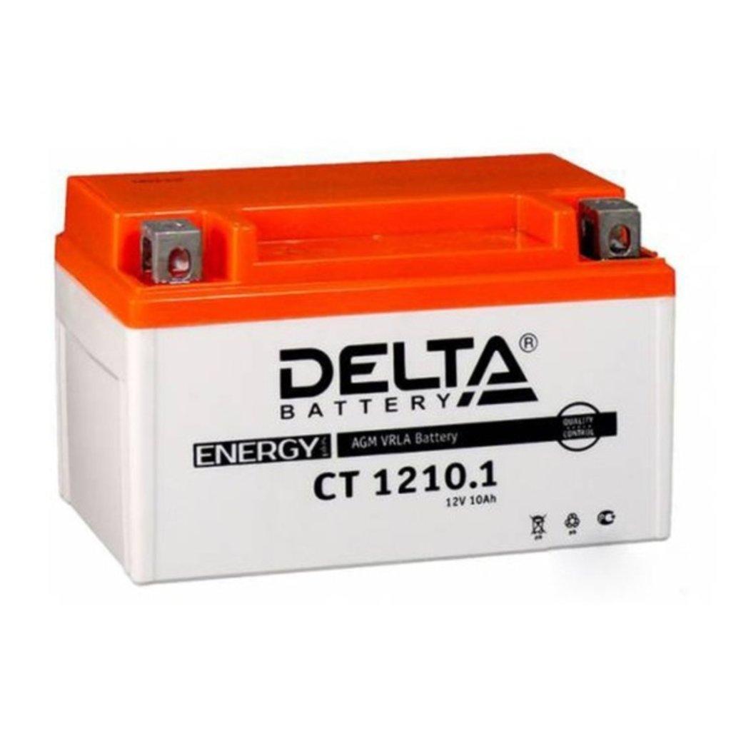 Delta: DELTA CT 1210.1 10Ah в БазаАКБ