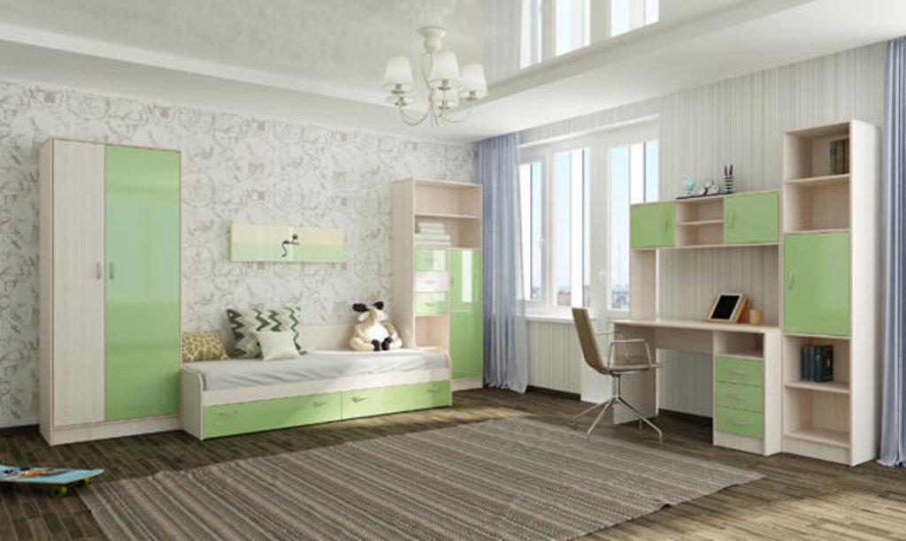 Мебель для детской Буратино. Модульная серия.: Стол с ящиками Буратино в Уютный дом