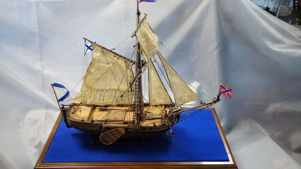 """Модели кораблей: Бот """"Святой Гавриил"""" в Модели кораблей"""