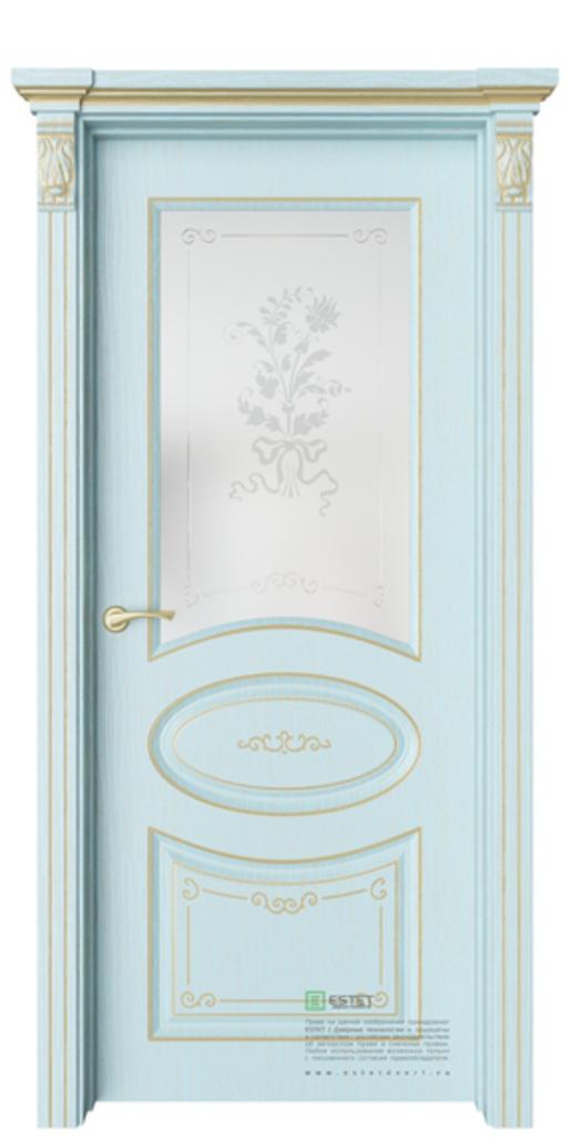 Двери межкомнатные: Флоранж 3 Деко Ника в ОКНА ДЛЯ ЖИЗНИ, производство пластиковых конструкций