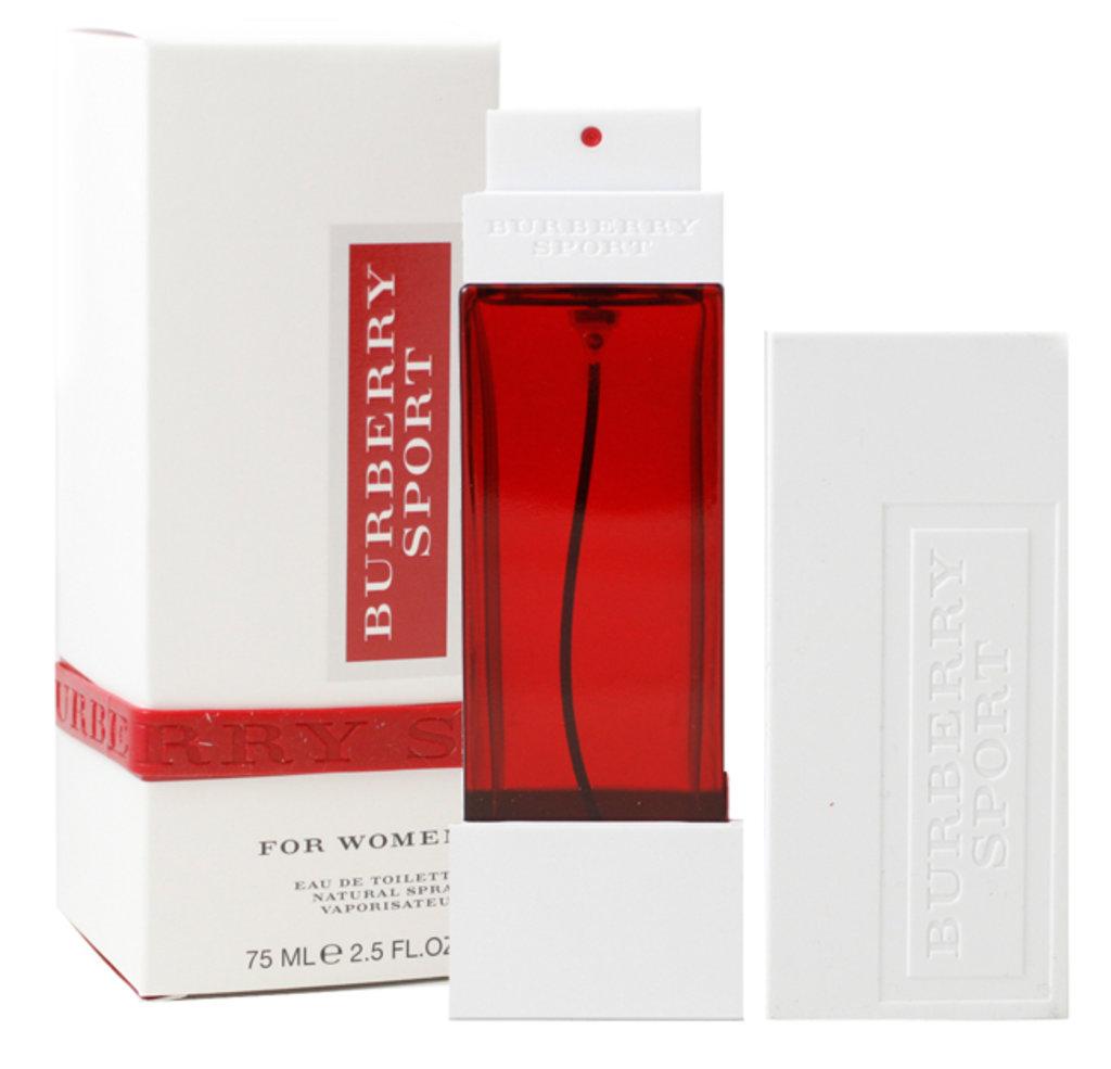 Женская парфюмерная вода Burberry: Burberry Sport Туалетная  вода edp ж 30 | 50 | 75 ml ТЕСТЕР в Элит-парфюм