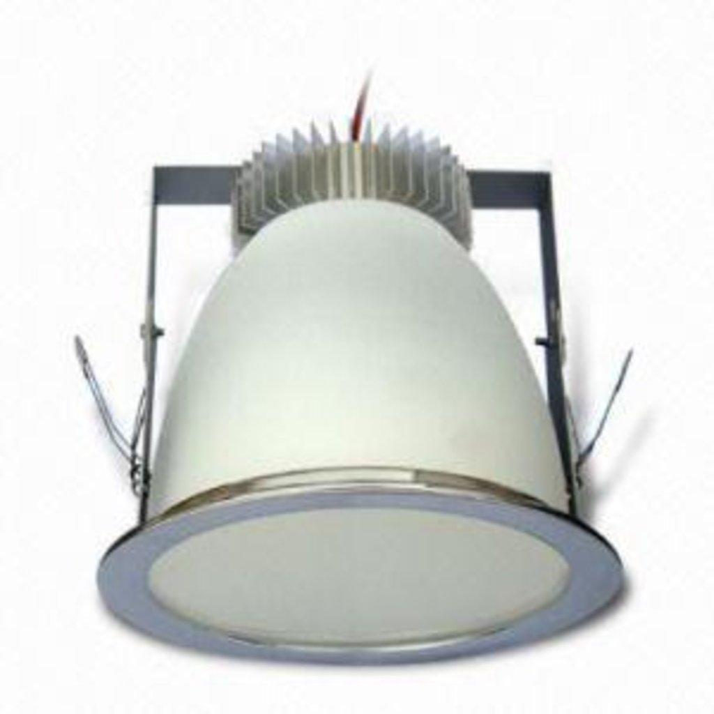 Встраиваемые светодиодные светильники: Светильник светодиодный MS-EB001015 в СВЕТОВОД