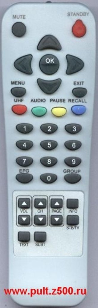 DVB: Пульт DVB OPENBOX (SAT) HUAYU в A-Центр Пульты ДУ