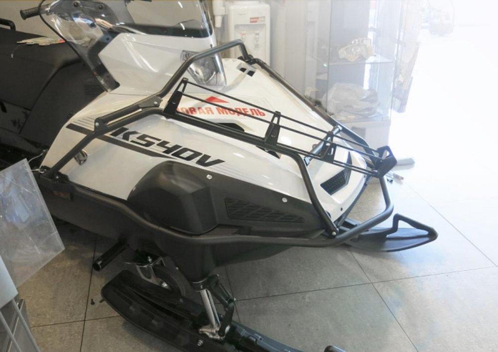Дополнительное оборудование для снегоходов: Крепление для ружья Yamaha VK540 + комплект крепежа 444.7131.1, 444.7131.1 в Базис72