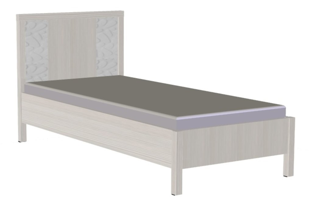Кровати: Кровать WYSPAA 25 (900, орт. осн. дерево) в Стильная мебель