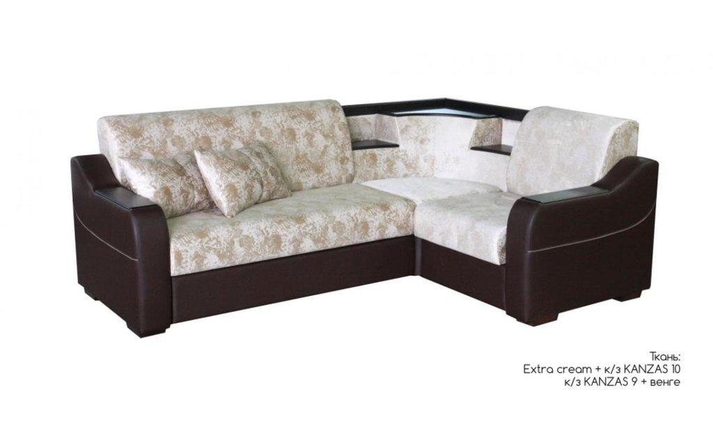 Угловые диваны: Диван-кровать угловой Турин (универсальный) в Уютный дом